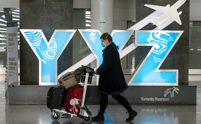 Hundreds of thousands of travellers at Toronto Pearson to be tested for COVID-19 in early 2021