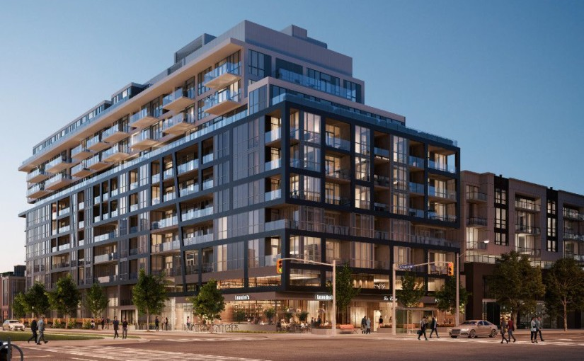 An intimate North York low-rise, right by the mall
